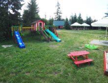 Camping Łęg